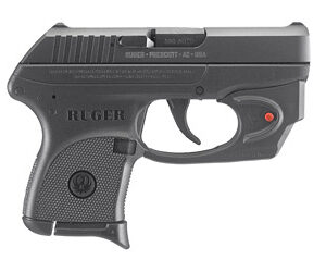 Buy Ruger LCP .380acp Viridian Laser Red